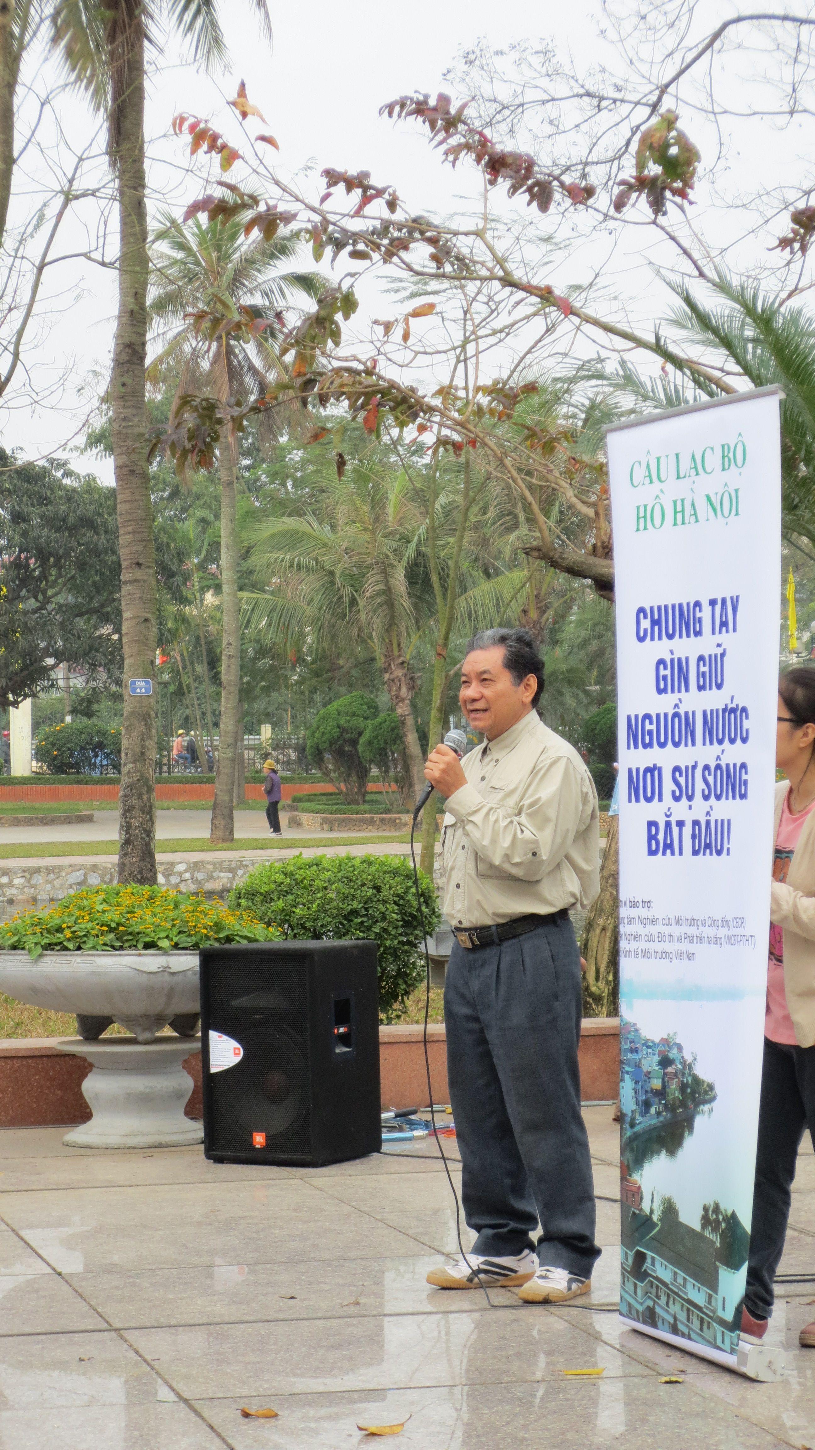 Nhìn lại chặng đường 2 năm hoạt động của CLB Hồ Hà Nội
