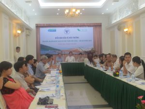 "Seminar ""Clean water and sustainable development: policy issues"""