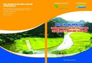 Công bố Báo cáo nghiên cứu ô nhiễm nước và sự cần thiết phải xây dựng Luật Kiểm soát ô nhiễm nước tại Việt Nam