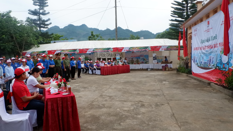 Green Festival in Moc Chau