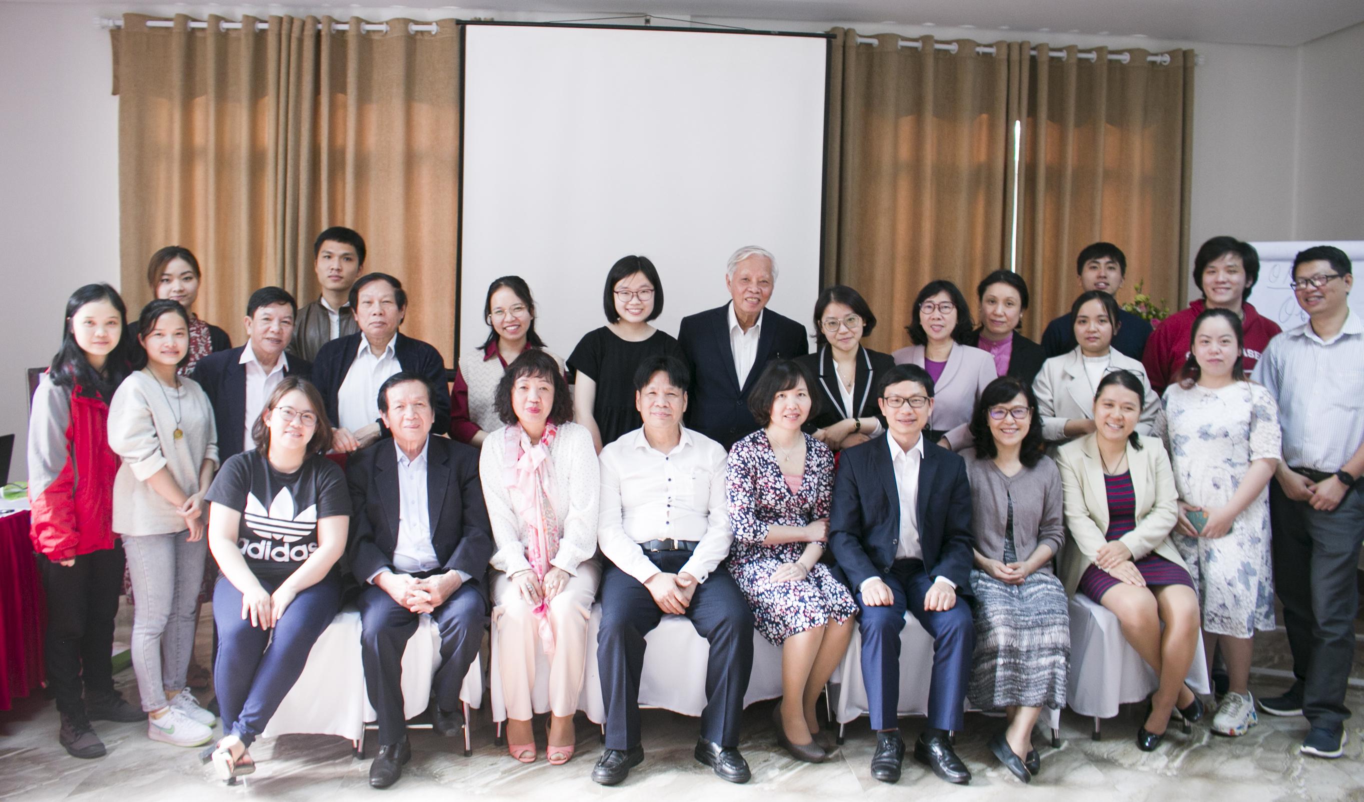Hội thảo thống nhất tầm nhìn, sứ mệnh, chiến lược, và xây dựng kế hoạch của Mạng lưới Bảo tồn Nguồn nước Việt Nam (VIWACON)